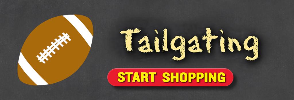 Shop Tailgating
