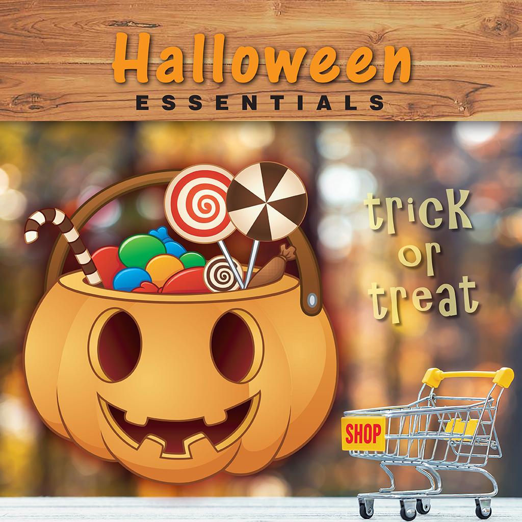 Shop Halloween Essentials